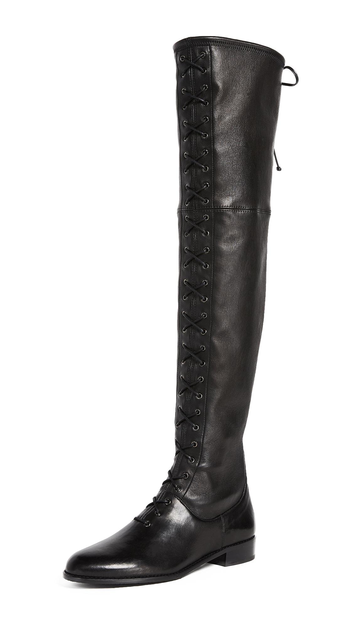 Stuart Weitzman Exes Knee High Boots - Nero