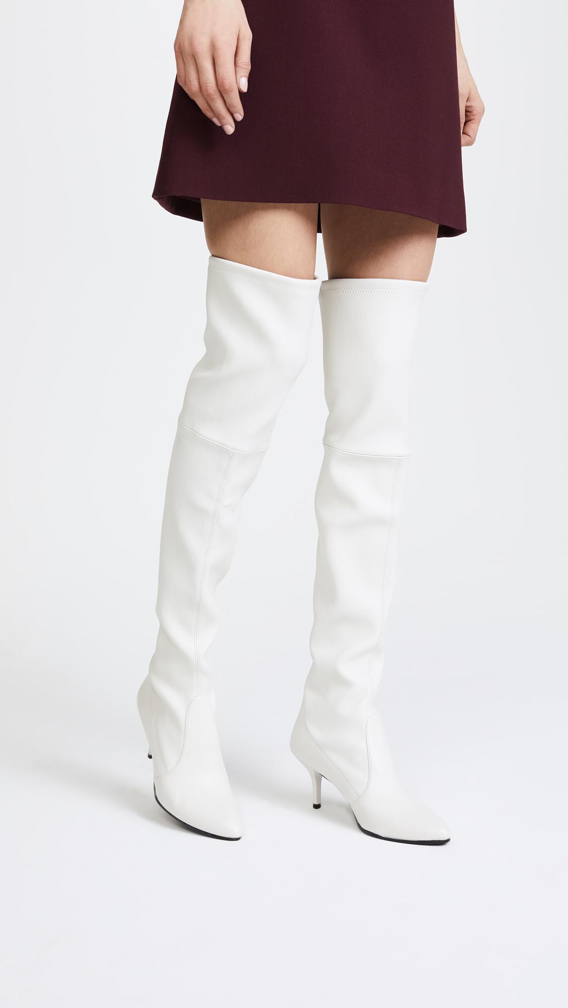 0e88f1825 Stuart Weitzman Tie Model Thigh High Boots | SHOPBOP