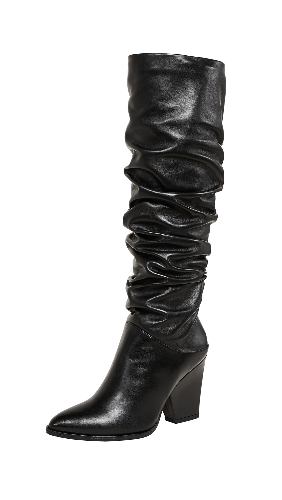 Stuart Weitzman Smashing Knee High Boots - Black