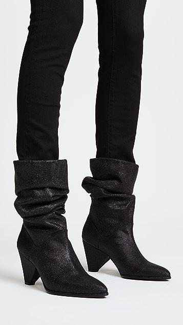 Stuart Weitzman Scrunch Boots