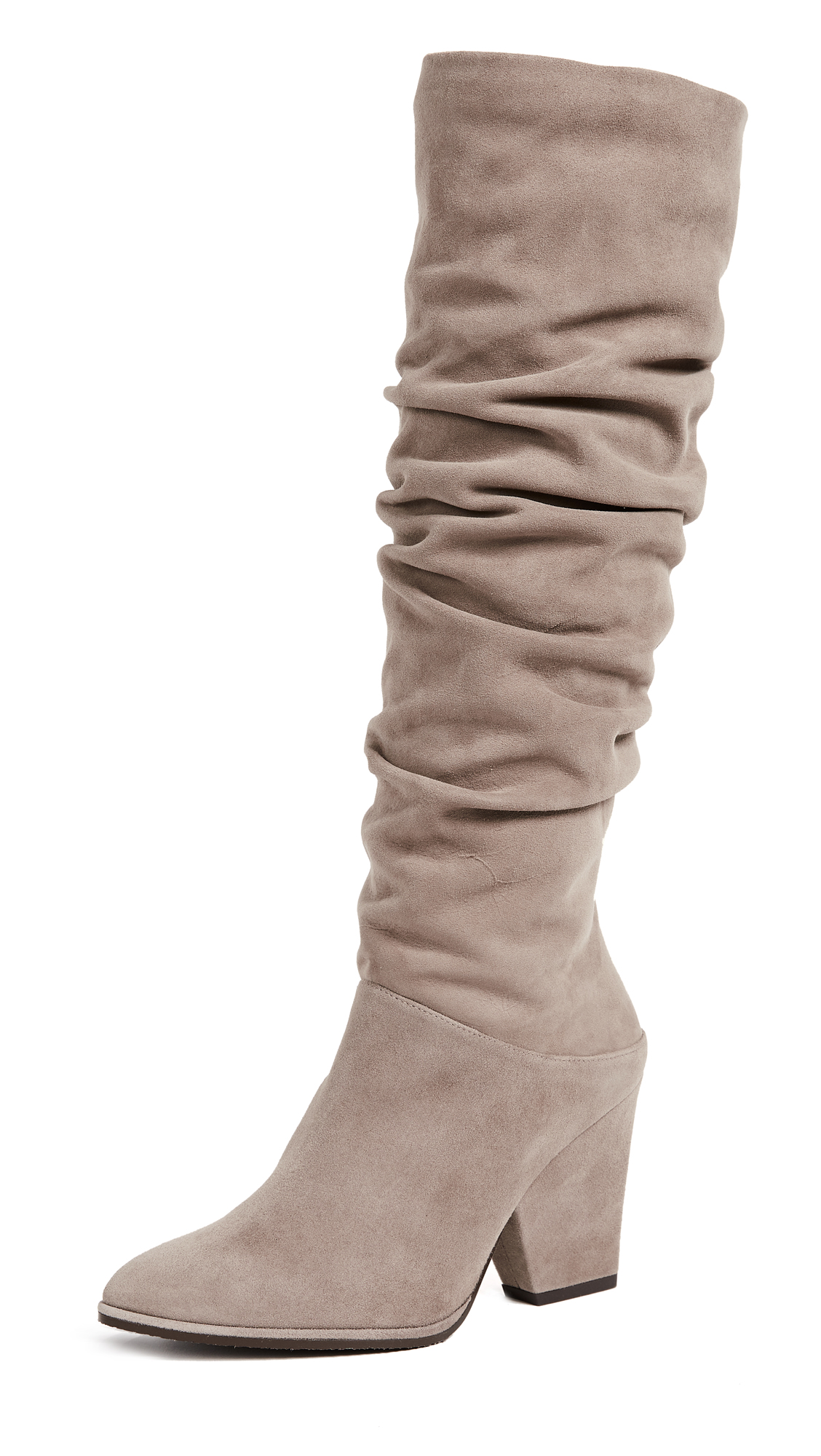 Stuart Weitzman Smashing Knee High Boots - Topo