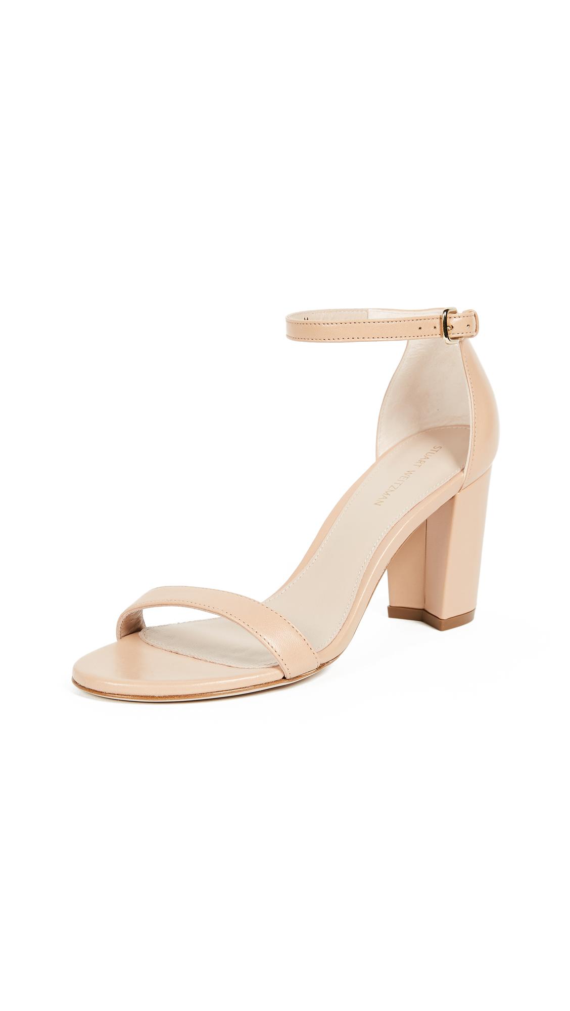 Stuart Weitzman Nearlynude Sandals - Bambina