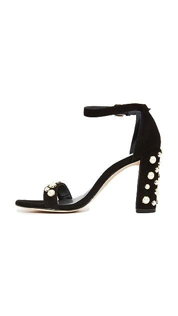 Stuart Weitzman Morepearls Sandals
