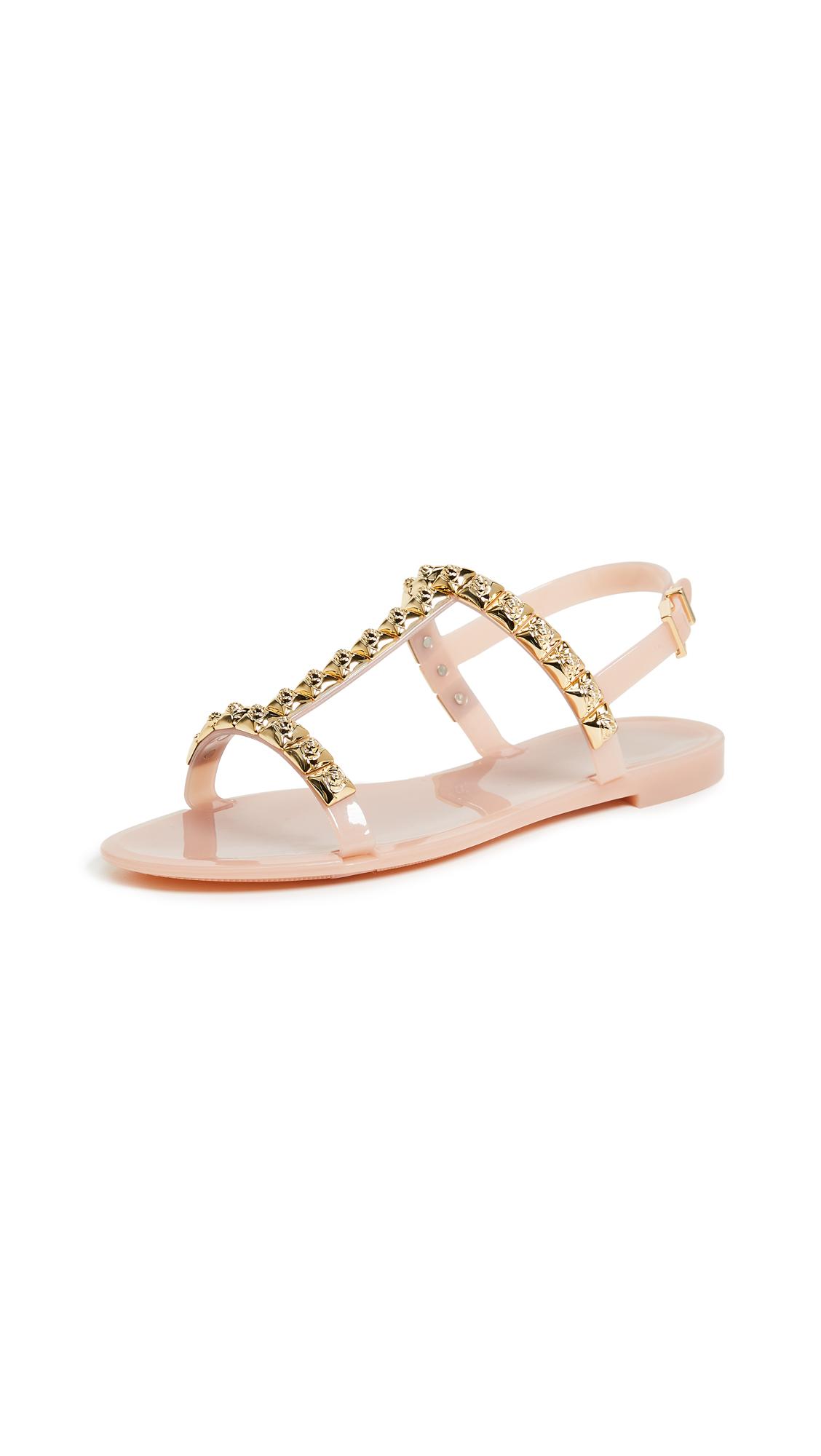 Stuart Weitzman Jelrose Sandals - Ballet
