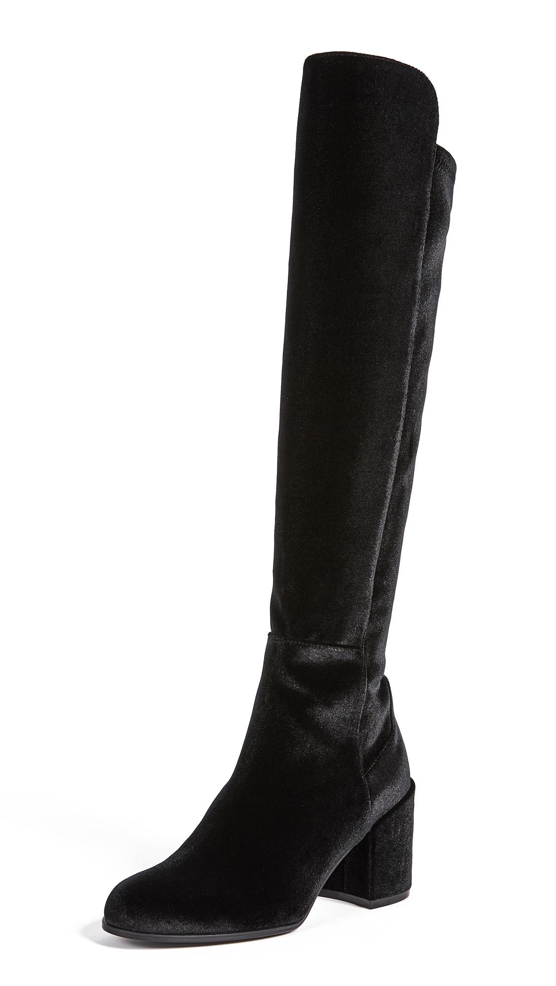 Stuart Weitzman Lowjack Boots - Nero