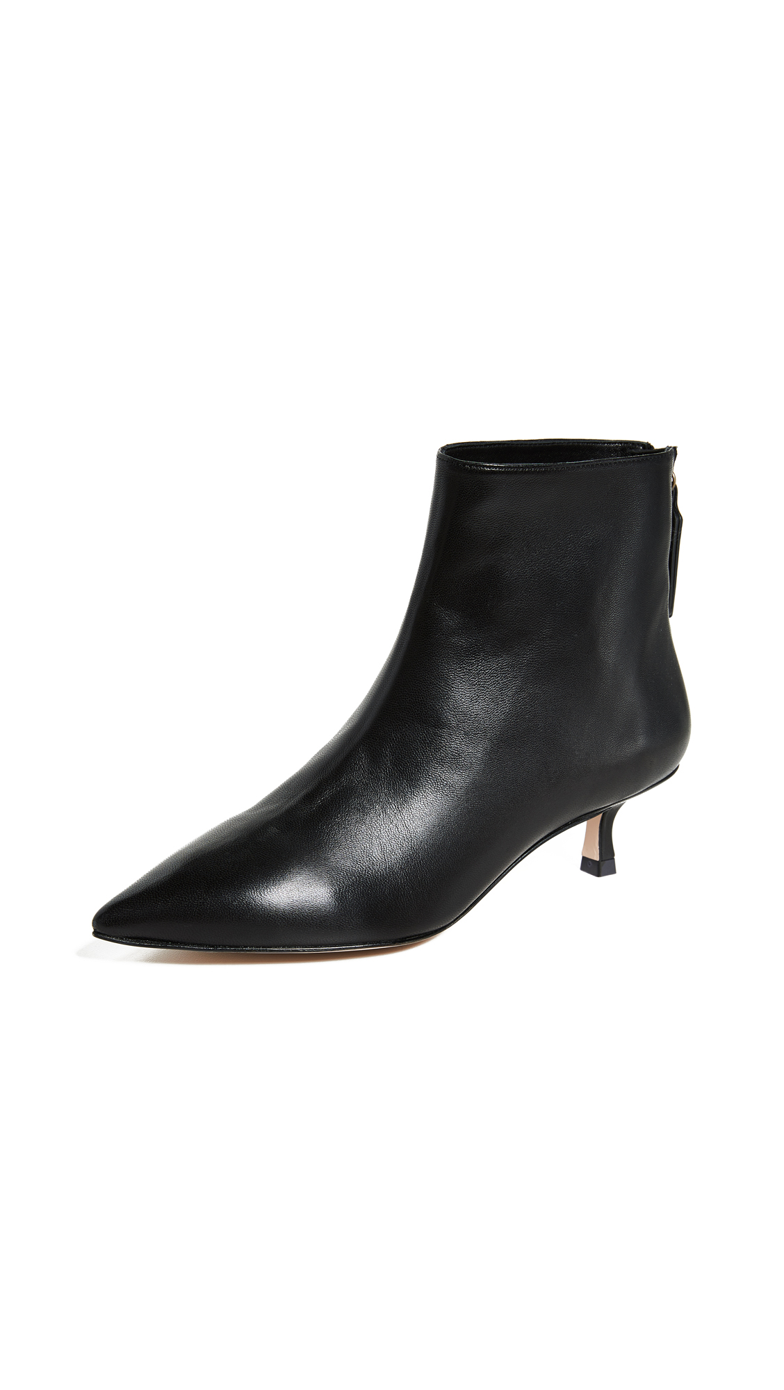 Stuart Weitzman Juniper 45mm Booties - Black