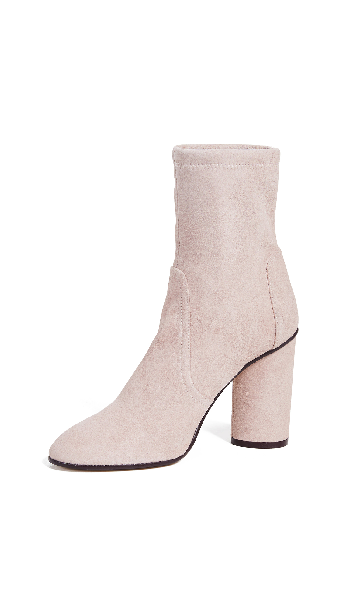 Stuart Weitzman Margot Booties - Dolce