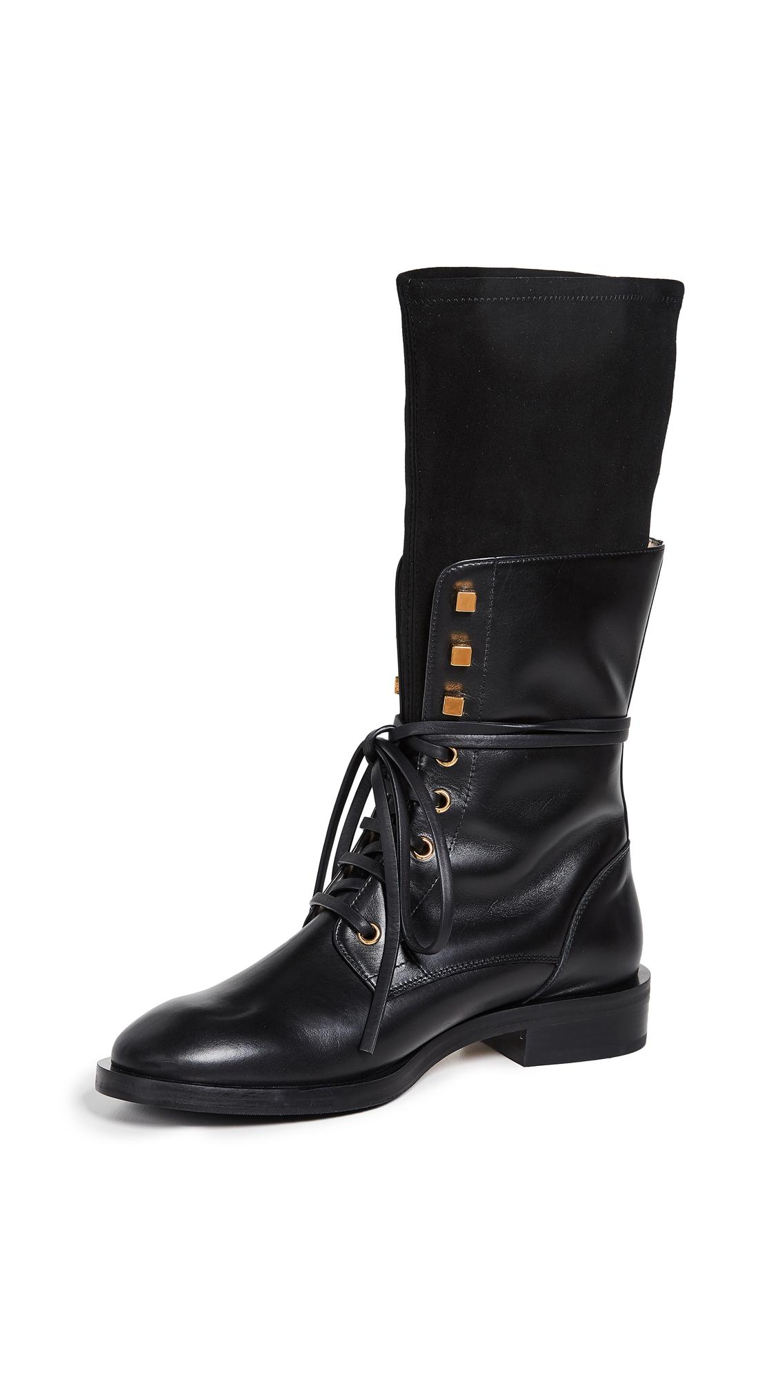 Stuart Weitzman Violet Boots