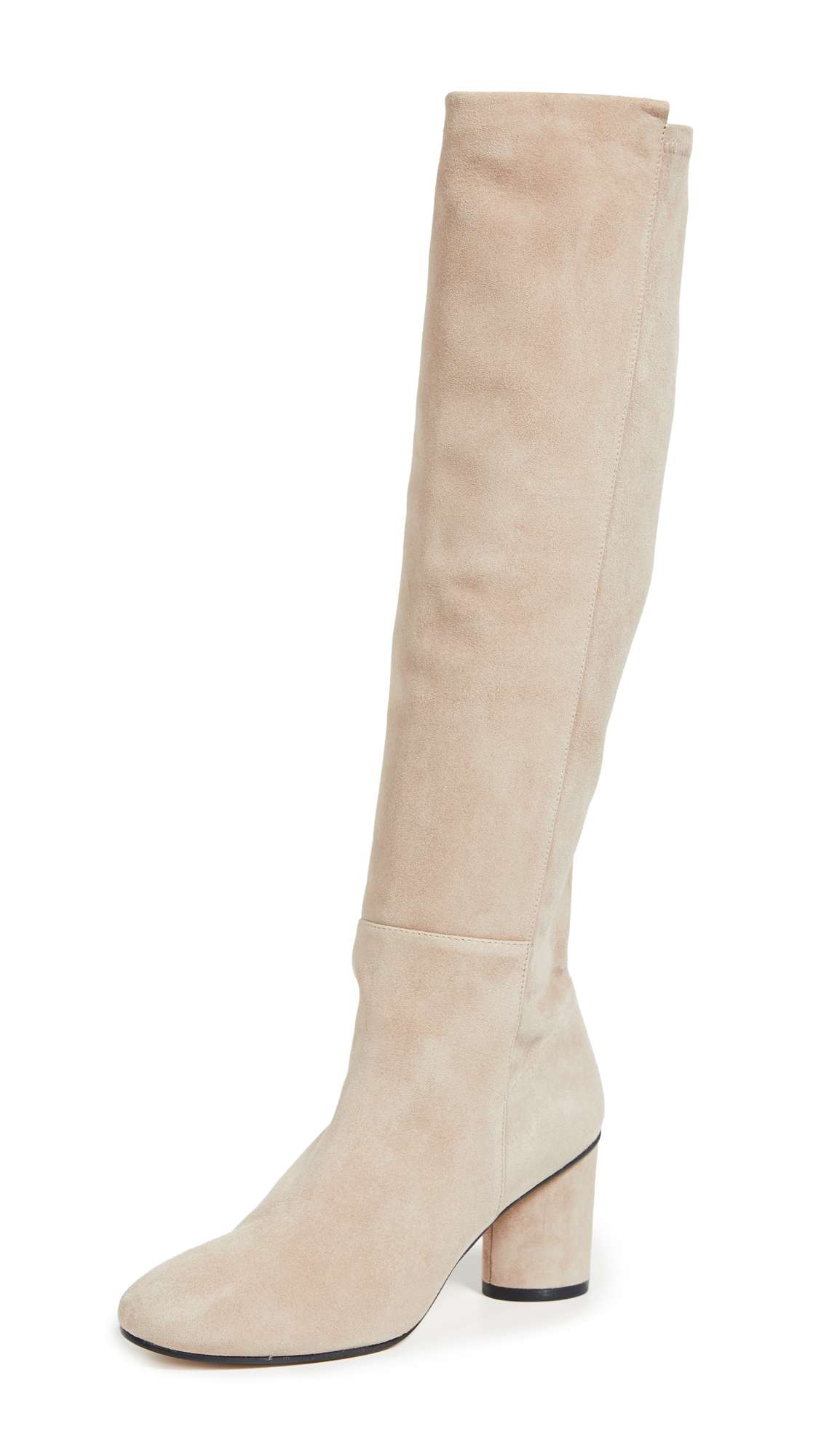 Stuart Weitzman Eloise Boots - Brownstone