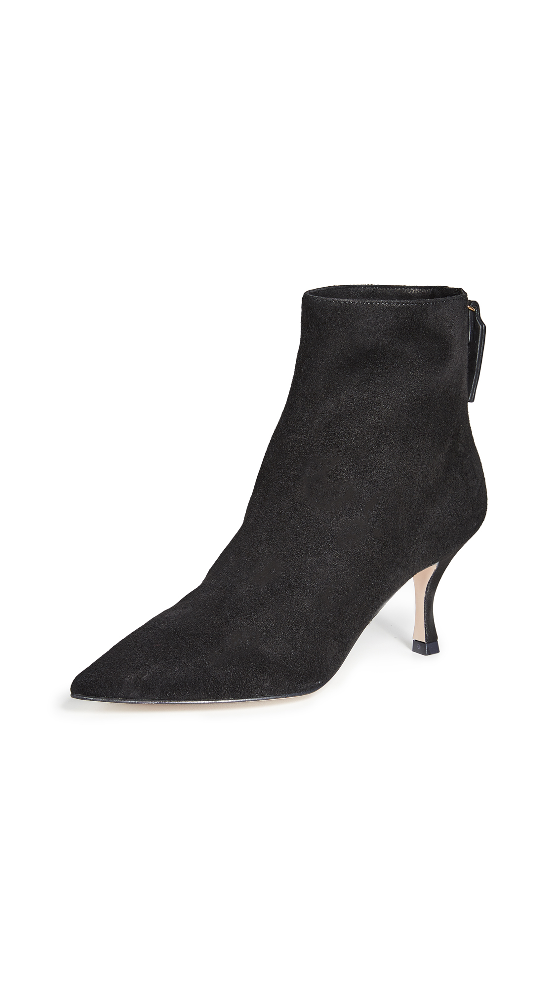 Stuart Weitzman Juniper 70mm Booties - Black