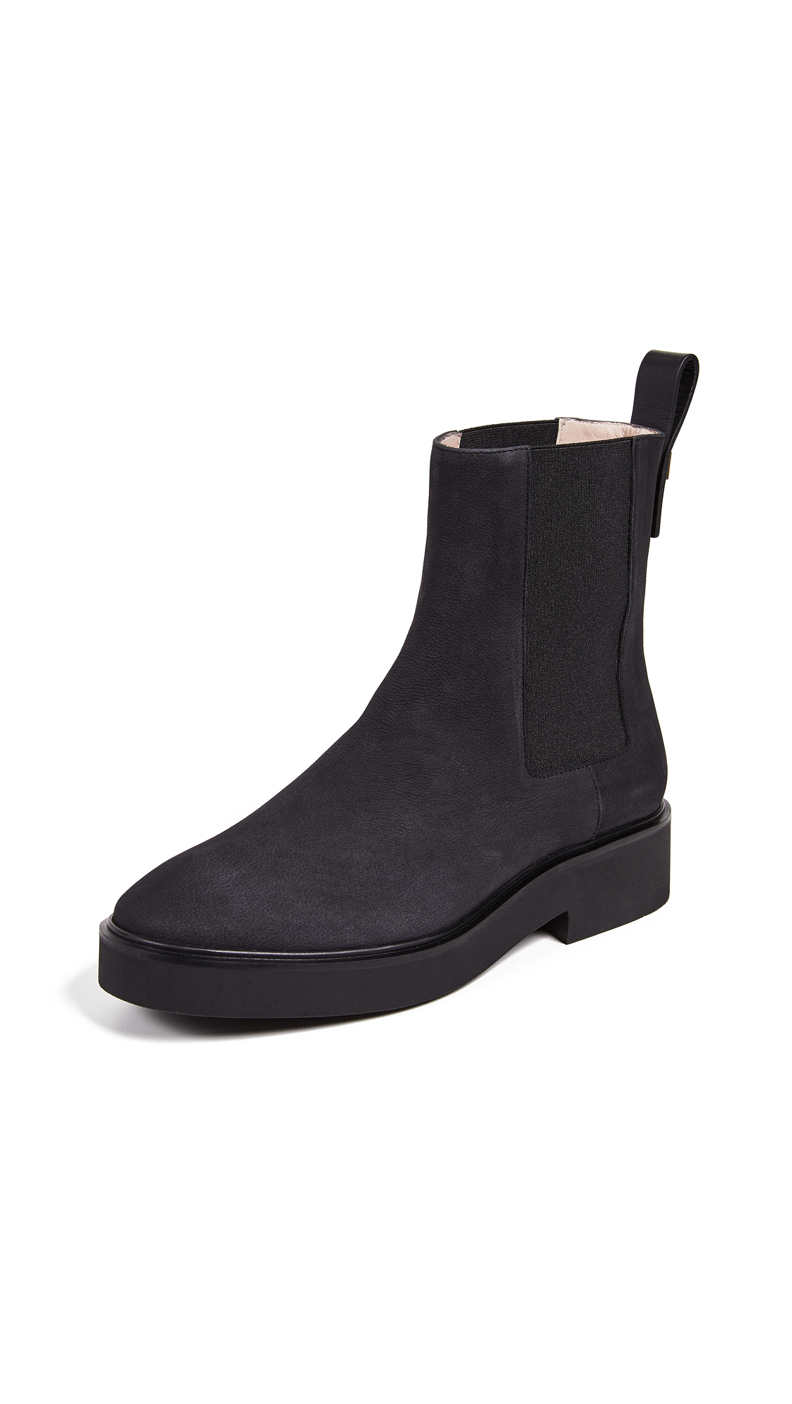 Stuart Weitzman Meriwa Boots - Pitch Black