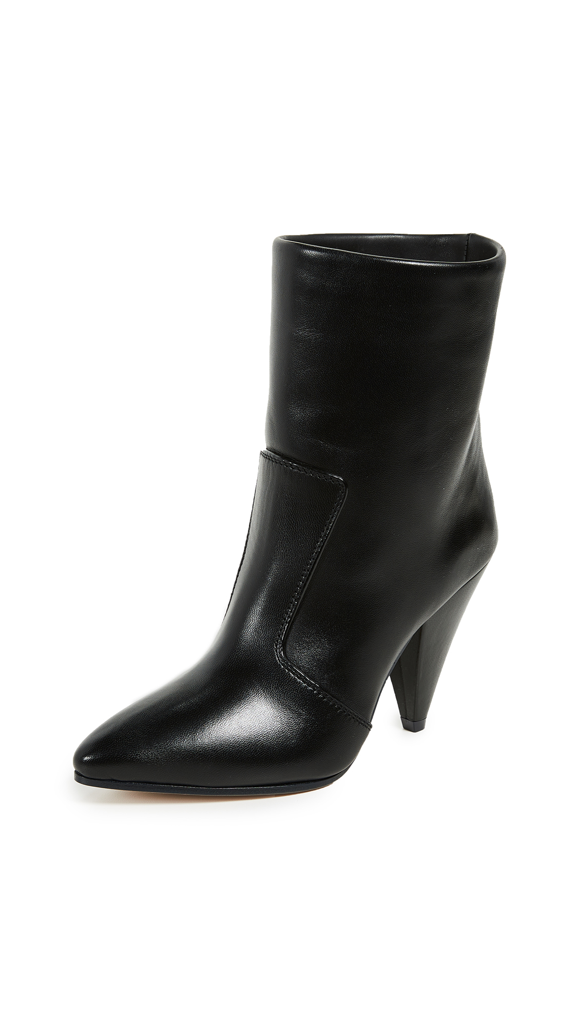 Stuart Weitzman Atomic West Booties - Jet