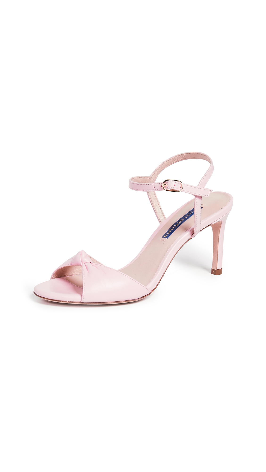 Stuart Weitzman Gloria 80mm Sandals - Nymph