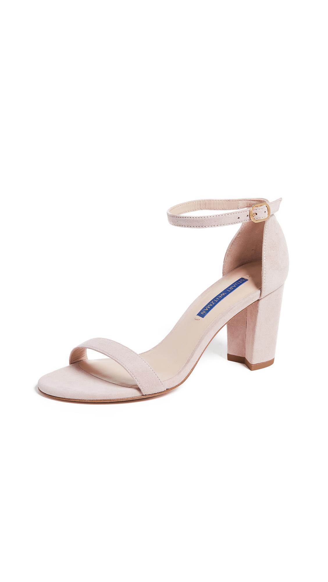 Stuart Weitzman Nearlynude Sandals - Dolce