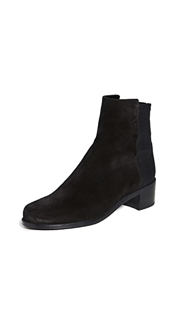 Stuart Weitzman Easy On Reserve Booties