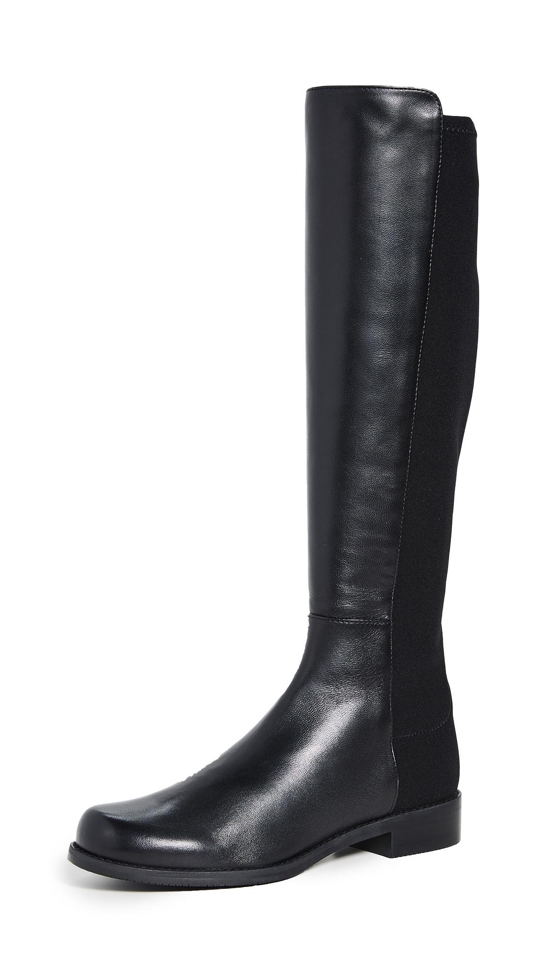 Buy Stuart Weitzman online - photo of Stuart Weitzman Half N Half Boots