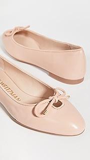 Stuart Weitzman Gabby Ballet Flats