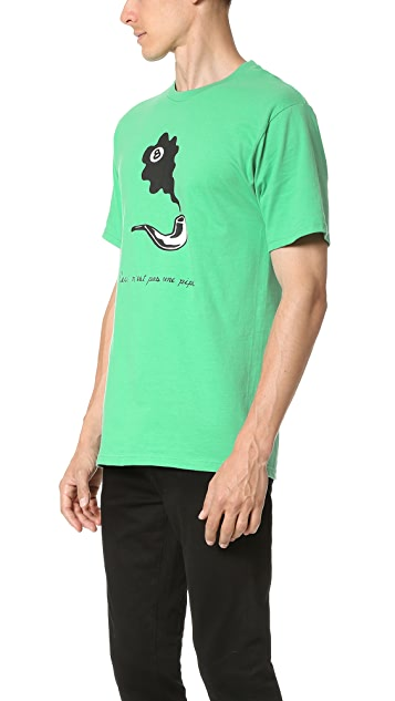 Stussy 8 Ball Pipe Tee