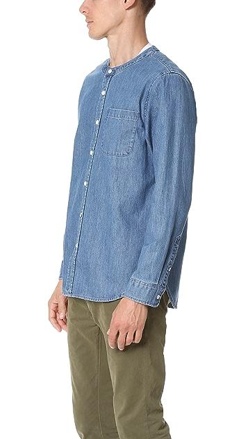 Stussy Grandad Shirt