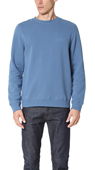 Stussy Embossed Sweatshirt