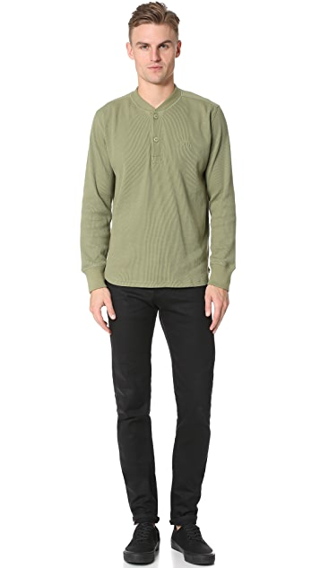 Stussy Stock Thermal Henley