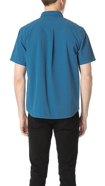 Stussy Seersucker Shirt