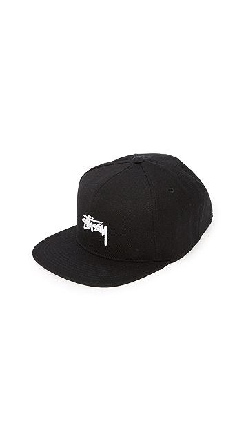 Stussy Stock Cap