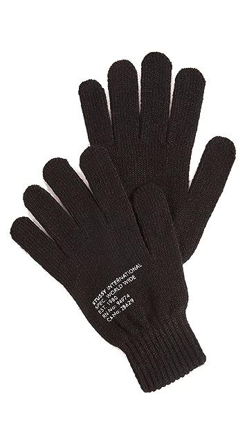 Stussy Printed Mil Spec Gloves