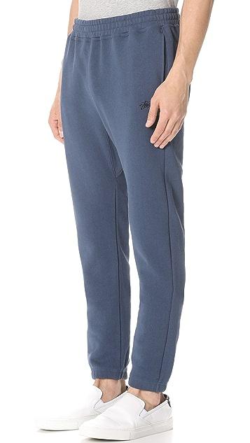 Stussy Stock Fleece Pants