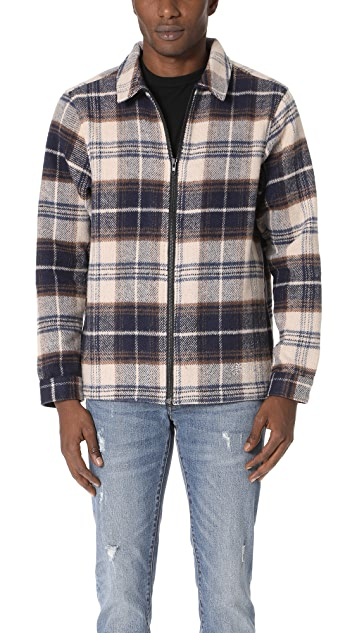 Stussy Heavy Plaid Shirt