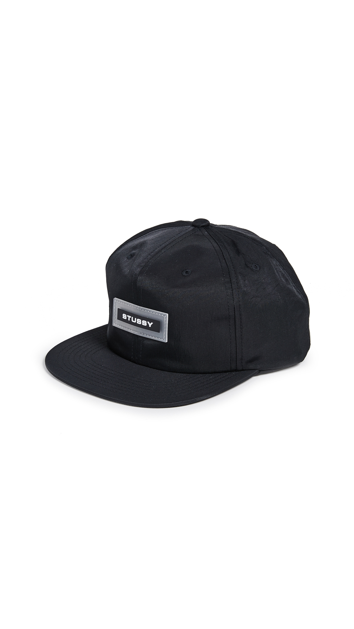 177c35ecf26 STUSSY Nylon Twill Snapback Cap