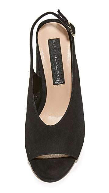 Steven Futures Slingback Pumps