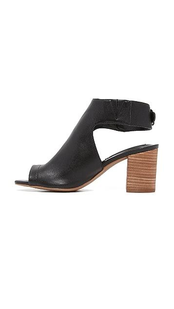 Steven Venuz Peep Toe Sandals