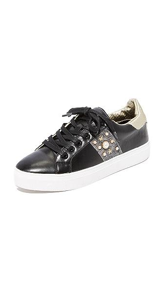 Steven Cory Classic Sneakers - Black
