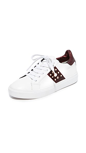 Steven Cory Classic Sneakers - White