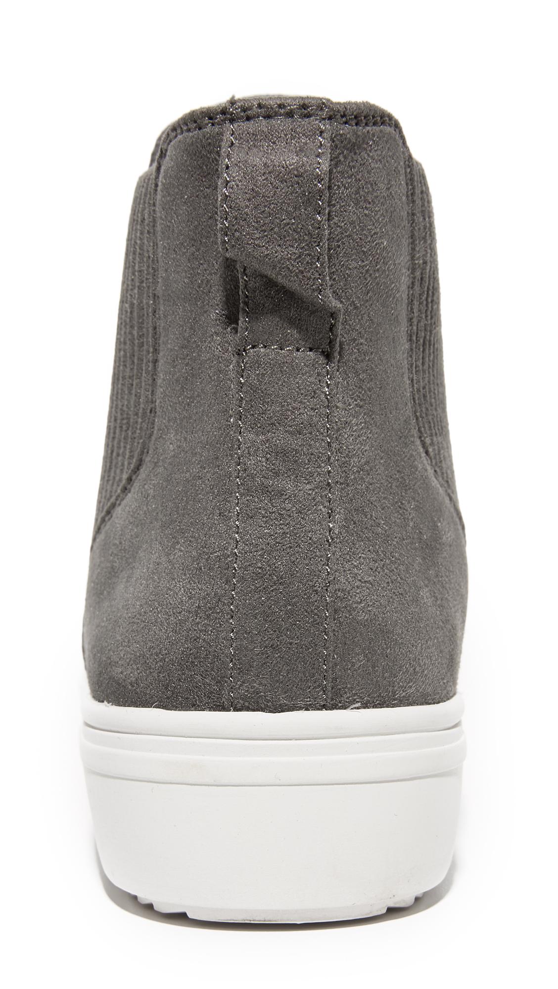 ec6c95625193 Steven Coal Platform Chelsea Sneakers