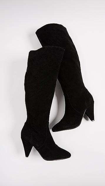 Steven Vergil Slouch Boots