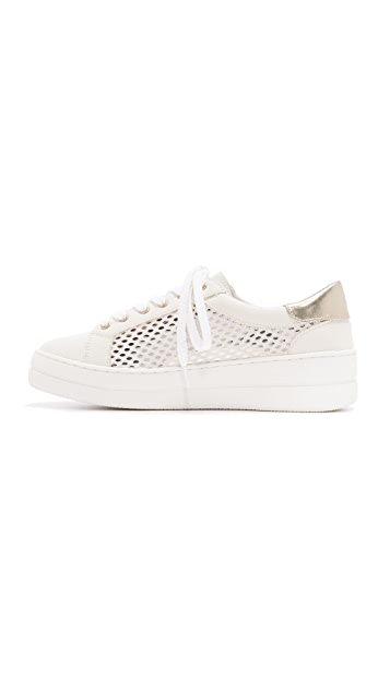 Steven Nyssa Lace Up Sneakers