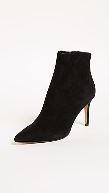Steven Logic Point Toe Ankle Boots