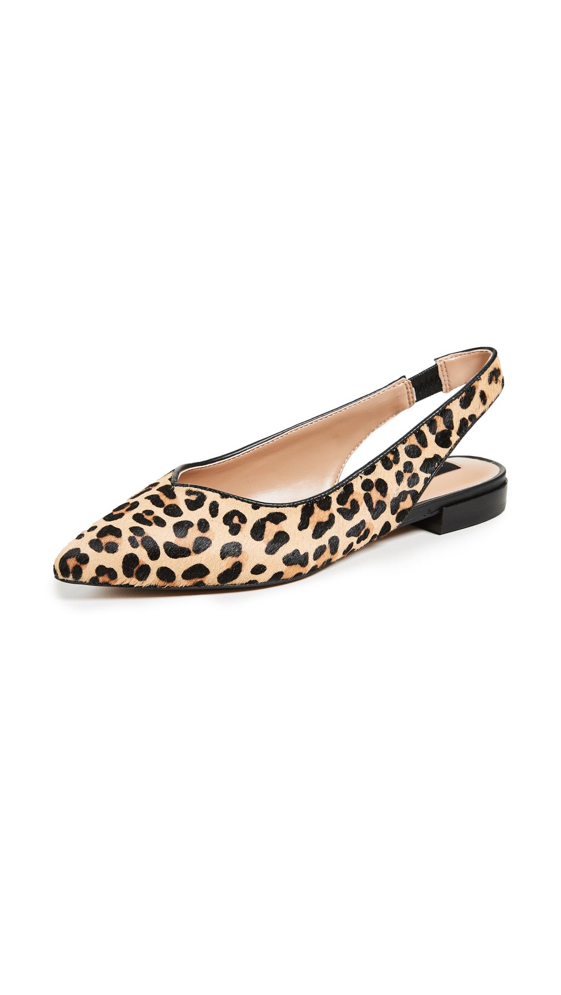 Steven Lourdes L Flats - Leopard
