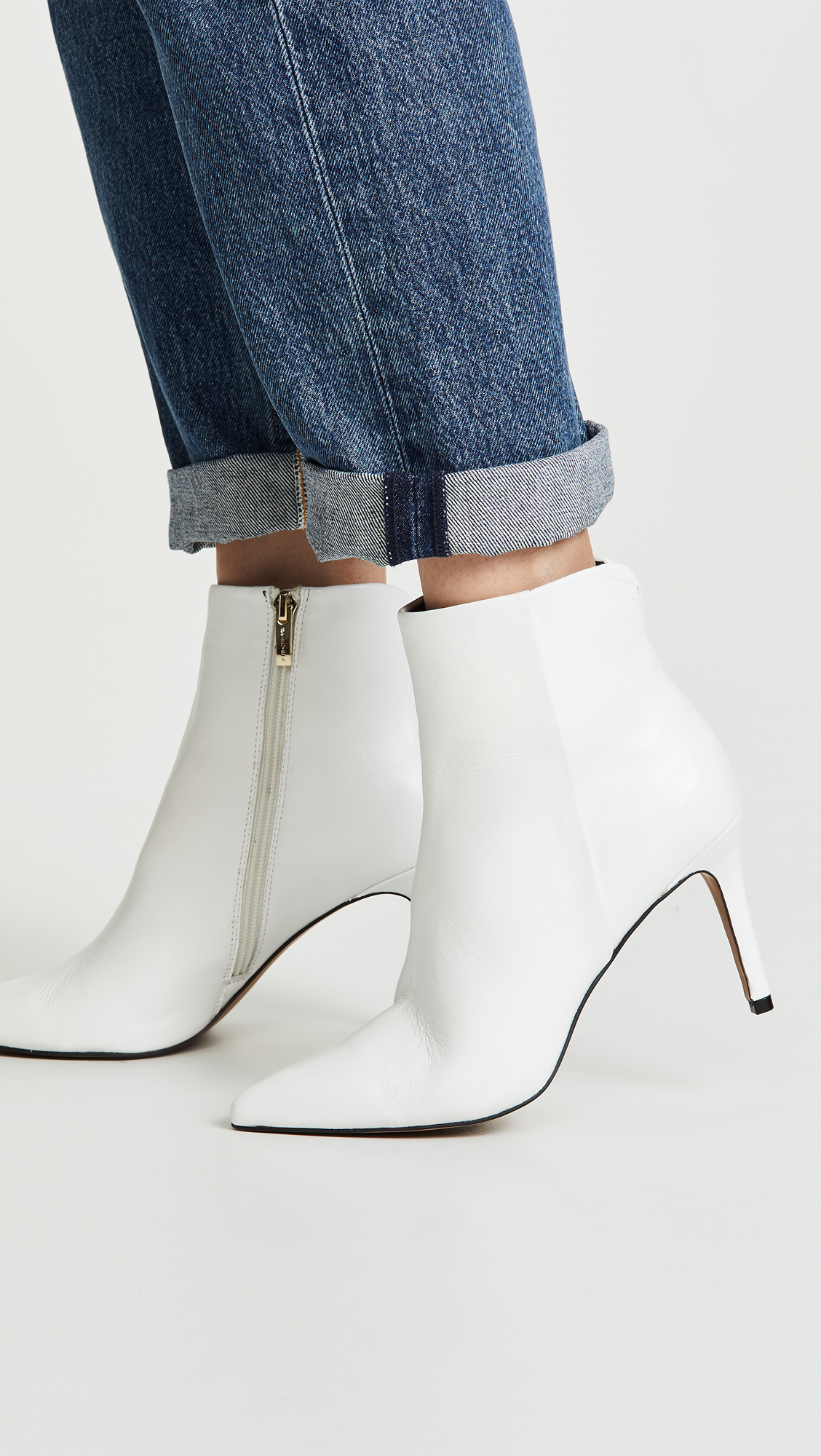 6d58446a9d7 Steven Leila Pointed Toe Booties