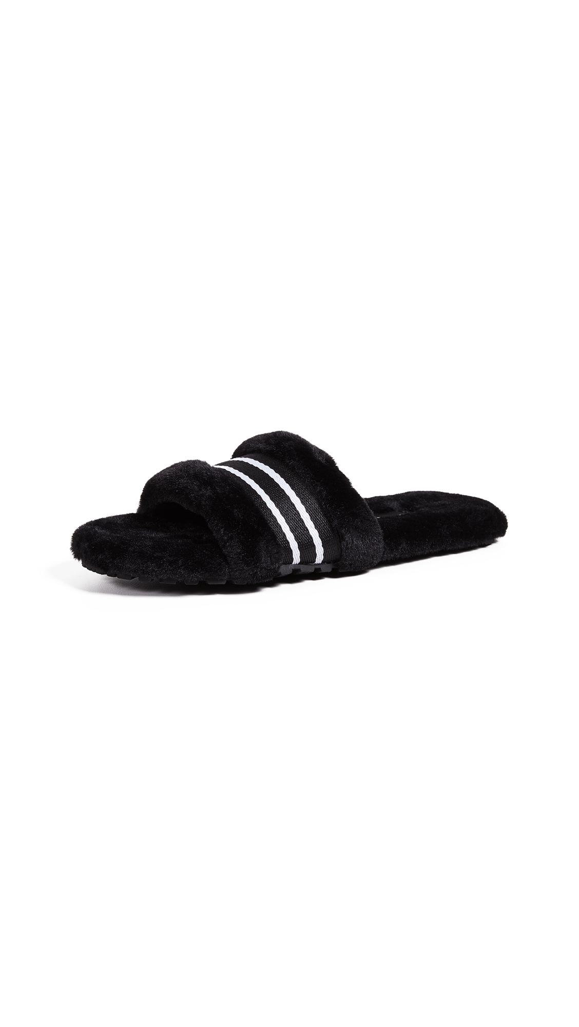 Steven Sailer Slides - Black
