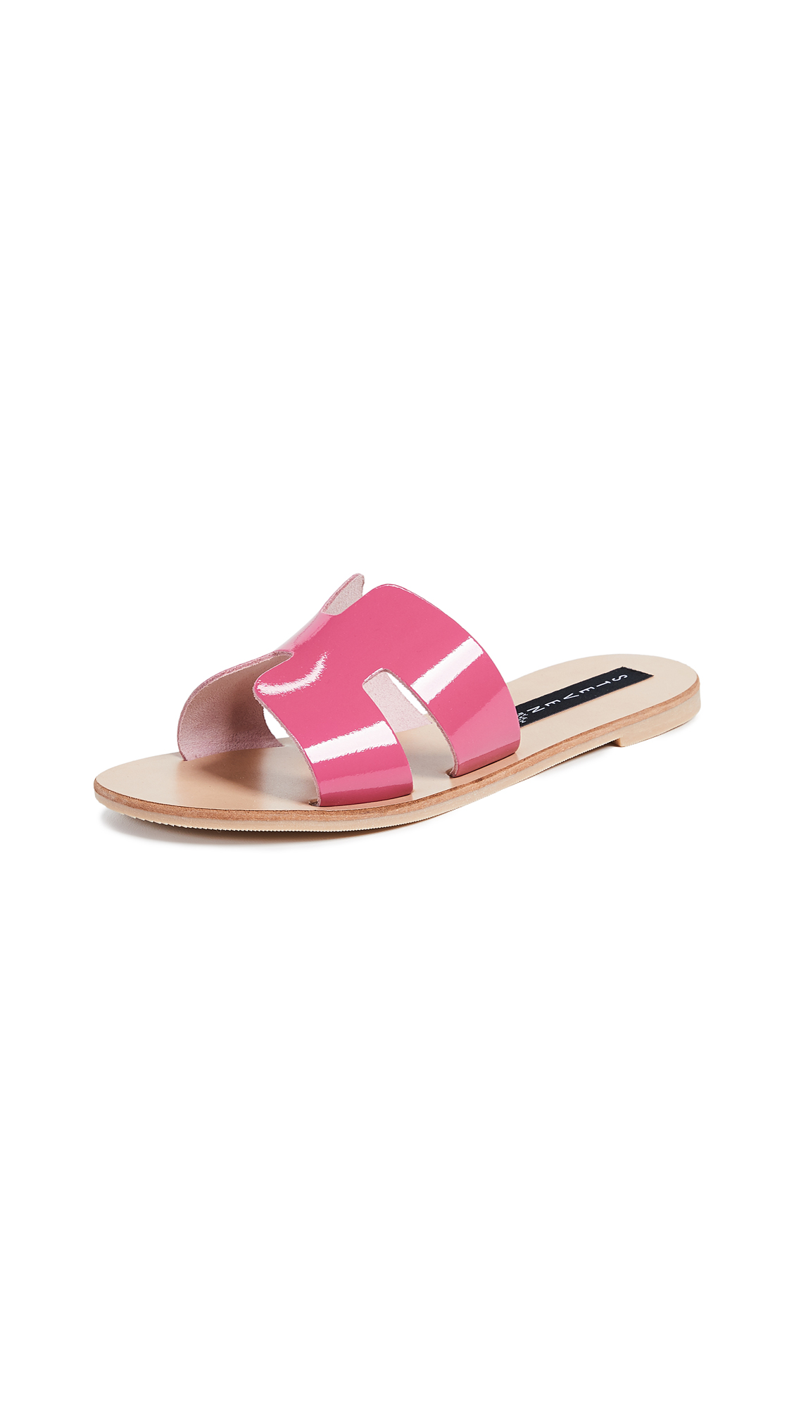 Steven Greece Slides - Neon Pink