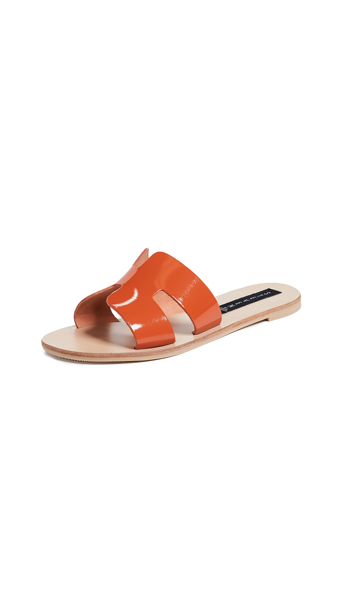 Steven Greece Slides - Neon Orange
