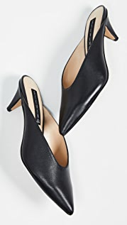 Steven Elora Pointed Toe Mules