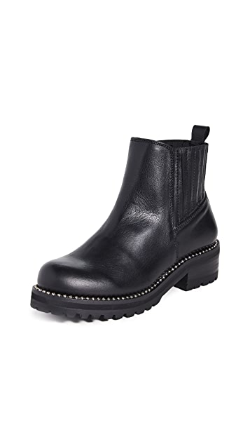 Steven Gibson Lug Sole Boots