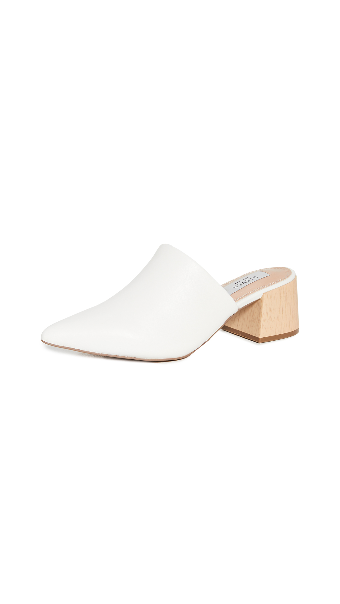 Steven Fannie Mules - 50% Off Sale
