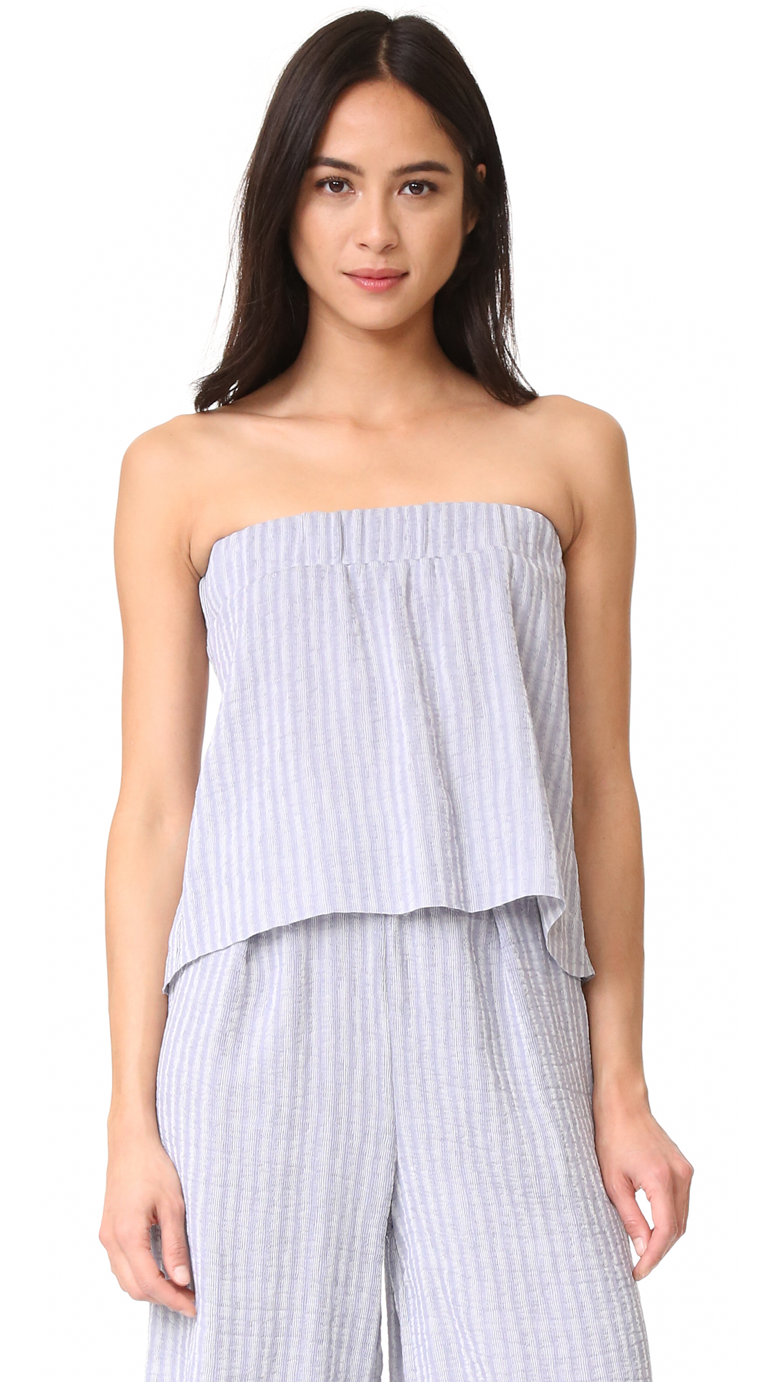 Suboo Twilight Sky Strapless Top - Twilight Sky