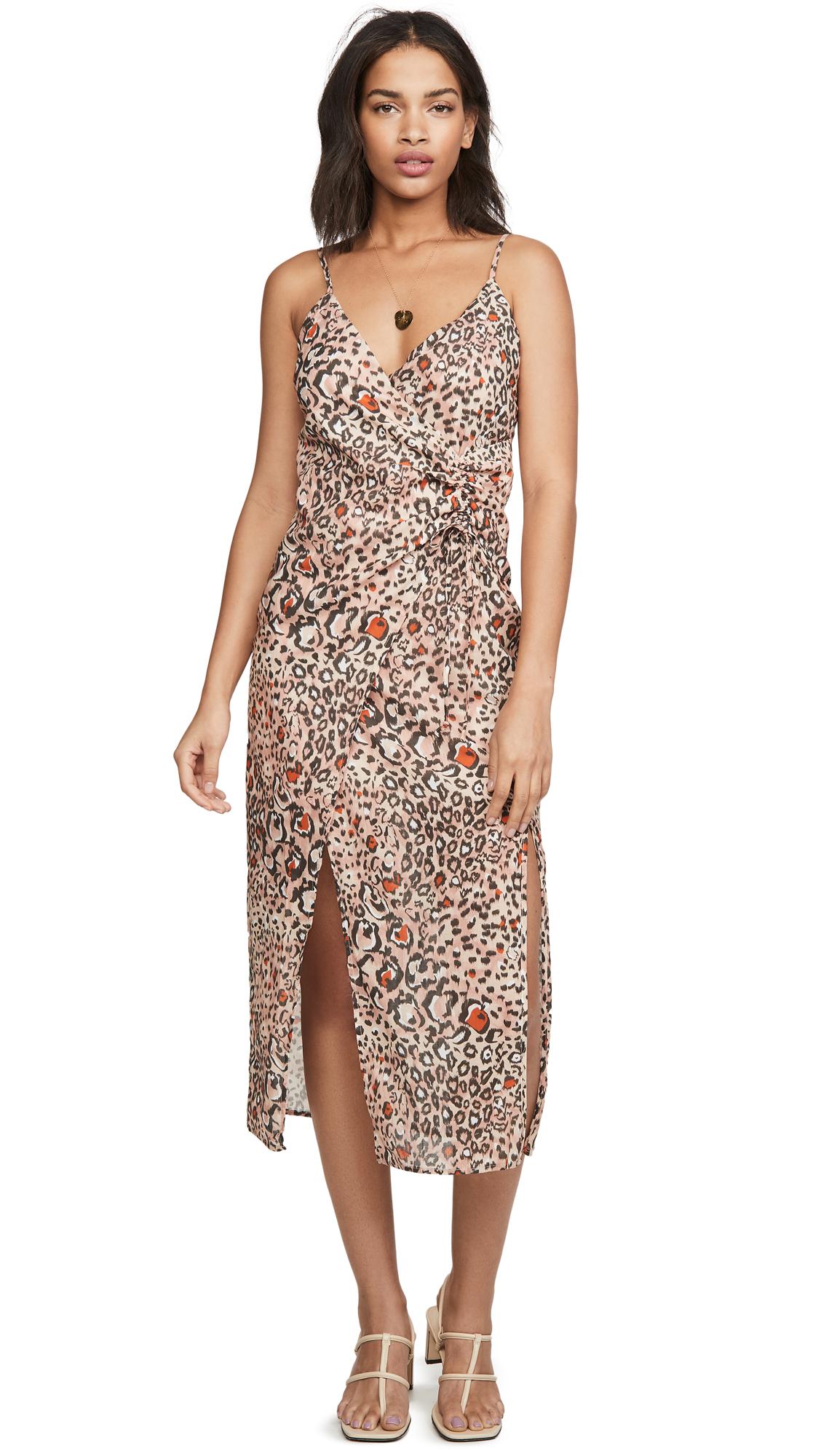 Buy Suboo online - photo of Suboo Uma Gathered Slip Dress