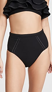 Suboo Kaia Panelled High Waisted Bottoms